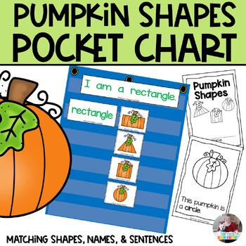 Shape Pocket Chart Fun