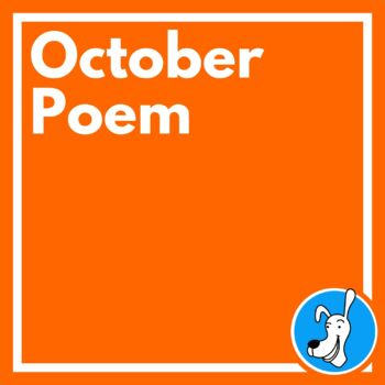 October Poem for Halloween by Carl Sandburg
