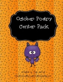 October Poetry Center Bundle