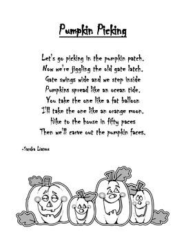 October Poetry Pack