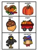 Math and Word Work - October Printables
