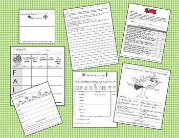 October Printables for Grade 2
