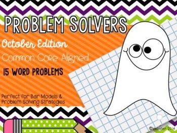 October Problem Solvers