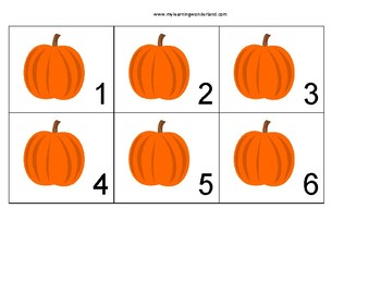 October Pumpkin Calendar Covers