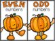 October (Pumpkins) Math and Literacy Center Activities for 2nd Grade