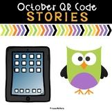 October QR Code Listening Station