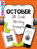 October QR Code Writing Prompts