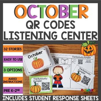 October QR Codes