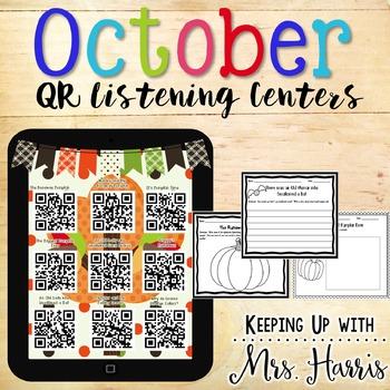 October QR Listening Center