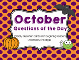 October Question of the Day