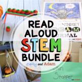 Read Aloud Halloween STEM Activities and Challenges BUNDLE