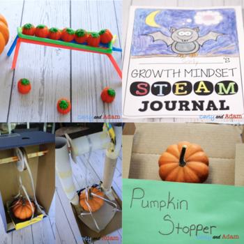 Read Aloud Halloween STEM Activities and Challenges BUNDLE #1