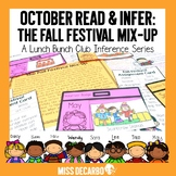 October Read and Infer: The Fall Festival Mix Up!