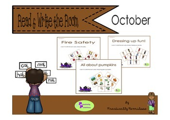 October Read and Write the Room