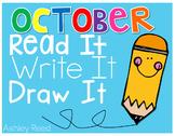October Fluency | Halloween