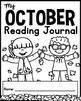 October Reading Comprehension Passages - Journal
