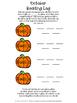 October Reading Incentive Bookmark: Reward Daily Reading i