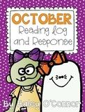 October Reading Printables