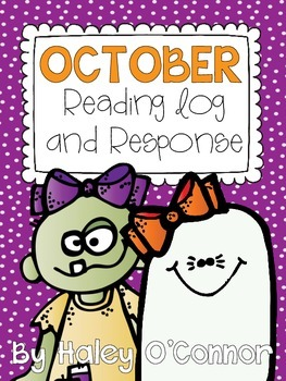 October Reading Printables