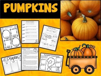 October Reading Passages - Nonfiction Text with Comprehension Activities