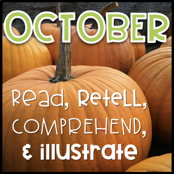 October Reading Passages and Comprehension Questions