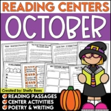 Reading Comprehension Passages and Questions - Halloween Reading
