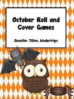 October Roll and Cover Games