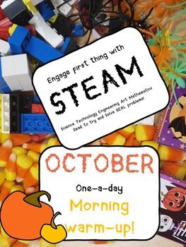 October STEAM