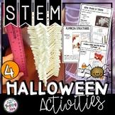 October STEM Activities | Halloween Google Classroom