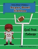 February STEM STEAM Challenge: Super Bowl Superbowl Football Edition
