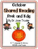October Shared Reading PreK and Kdg (Distance Learning)