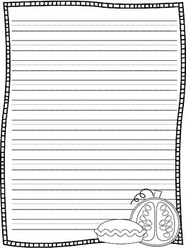 October, She Wrote!  My October Writing Journal {18 prompts!}