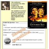 October Sky 3 day plans