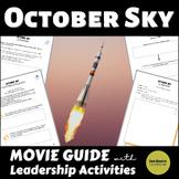October Sky: Companion Activities