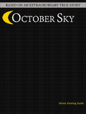 October Sky: Movie Viewing Guide