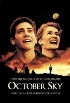 October Sky Quadratics Activity