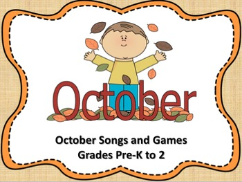 October Songs and Games