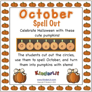October Spell Out