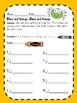 October Spelling Activities