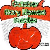 October Story Element Center