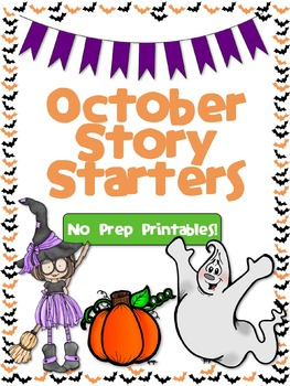 October Story Starters