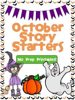 October Story Starters