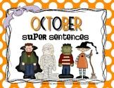 October Super Sentences