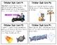 October Task Cards