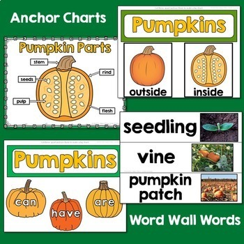 October Thematic Units Bundle with PowerPoints and Printables