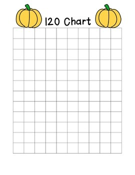 October Themed 120 Charts