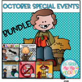 October Themed Bundle...Literature, Crafts and Activities