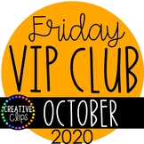 Food Truck Clipart Bundle (Formerly October VIP Club 2020)