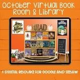 October Virtual Book Room/Digital Library