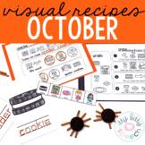 October Visual Recipes
